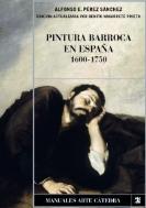 Portada de uno de los libros de Alfonso Pérez Sánchez