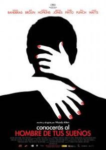 Cartel oficial de la nueva película del autor de Scoop
