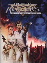 Buck Rogers vuelve al siglo XXV