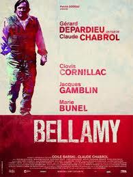 Cartel de Bellamy, filme no estrenado aún en España