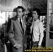 Kevin McCarthy contra los alienígenas, en La invasión de los ladrones de cuerpos