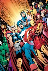 The Avengers nacieron en contraposición a La Liga de la Justicia