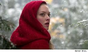 Amanda Seyfried interpreta a la gachí de la caperuza