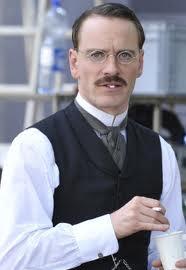 Michael Fassbender interpreta a Carl Jung