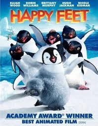 """El prota de """"Seven"""" no ha dudado en prestar su voz en la secuela de """"Happy Feet"""""""