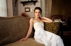 Keira Knightley, una sensual doctora Spielprein