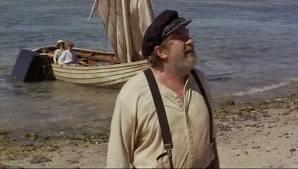 """Su caracterización en """"El lago azul"""" (1980), como Paddy Button, es de las más famosas"""
