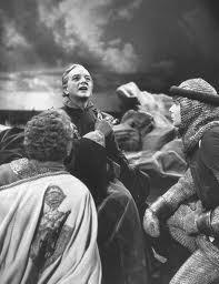 """Maurice Evans, el doctor Zaius en """"El planeta de los simios"""", también hizo del mago"""
