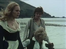 Kevin McNally y Jane Wymark, como Drake y Morwenna