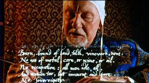 """""""Los libros de Próspero"""", de Peter Greenaway, es una de las mejores traducciones en imágenes de """"La Tempestad"""""""