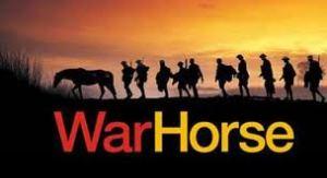War Horse sigue el texto de la novela de Michael Morpurgo