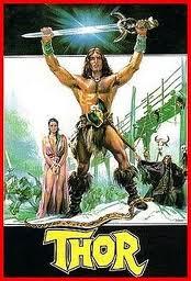 En 1983, el coloso italiano Brunno Minniti dio vida a Thor