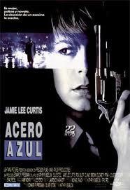"""""""Acero azul"""" fue la carta de presentación cinematográfica de la realizadora, aunque ya había dirigido """"Los viajeros de la noche"""""""