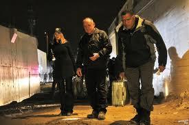 """Fishburne no solamente triunfa en CSI, también ha rodado la última película de Steven Soderbergh, """"Contagion"""""""