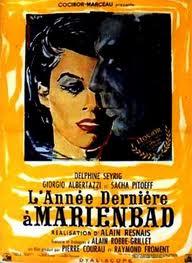 """Resnais sorprendió en sus primera época como realizador con """"El año pasado en Marienbad"""""""
