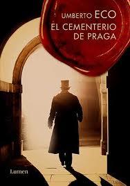 """""""El cementerio de Praga"""" ha sido publicada en español por Lumen"""