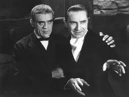 """Karloff y Lugosi fueron las estrellas de """"The Raven"""", en 1935"""