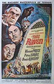 La versión de Roger Corman, de 1963, mezcló misterio y humor
