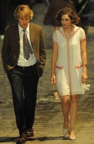 """Owen Wilson y Marion Cotillard son dos de los protagonistas de """"Medianoche en París"""""""