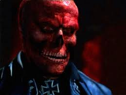"El malvado de ""The First Avenger"" es Red Skull (Calavera Roja)"