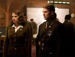 En la vida real, el Capitán América es un recluta llamado Steve Rogers