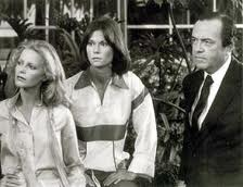 Cheryl Ladd (primera desde la izquierda) se incorporó en la segunda temporada