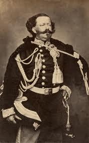Víctor Manuel II estableció en Turín su reinado, después vinieron Florencia y Roma