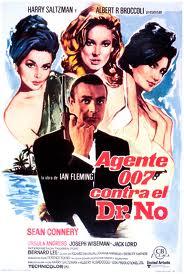 """La leyenda comenzó en 1962 con el filme """"Agente 007 contra el doctor No"""""""