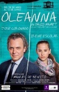 """Manuel de Benito dirige en Madrid el nuevo montaje de """"Oleanna"""""""