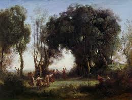 Corot se definió en todo momento como amigo y defensor de Courbet