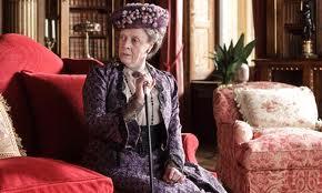 """Maggie Smith es uno de los principales reclamos de """"Downton Abbey"""""""