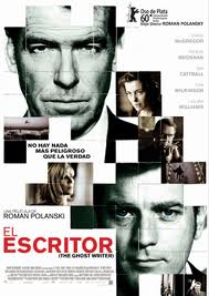 """El anterior estreno del realizador parisino fue """"El escritor"""""""