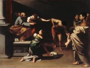 """El recorrido comienza con """"El juicio de Salomón"""", cedido por la Galleria Borghese"""