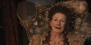 "La veterana Vanessa Redgrave interpreta a Isabel I en ""Anonymous"""