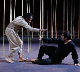 El antiguo responsable del Théâtre Des Bouffes du Nord trae a los Teatros del Canal su adaptación de la obra de Mozart