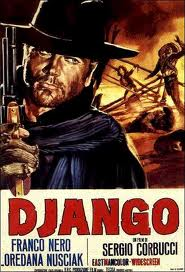 """""""Djiango"""" fue una película italiana, dirigida por Sergio Corbucci en 1966"""