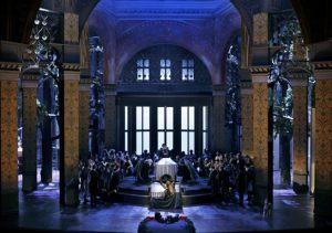 """Stefan Herheim produce una sorprende versión de """"Parsifal"""". Photo: Bayreuth"""