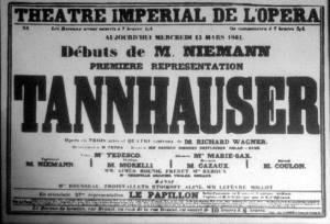 """Tannhäuser"" se estrenó originalmente en Dresde, en 1845. Photo: Bayreuth"