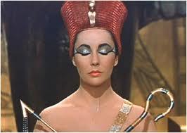 """Elizabeth Taylor es a actriz más recordada, por su caracterización en """"Cleopatra"""" (Joseph Leo Manckievicz, 1963)"""