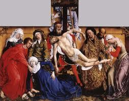 Las aportaciones Merisi se distinguen del pretendido hieratismo del genial Van der Weyden