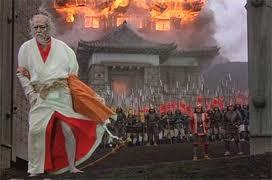 """Como el mencionado Wu Hsing-kuo, Akira Kurosawa ya versionó """"El rey Lear"""" al estilo oriental; lo hizo en la película """"Ran"""""""