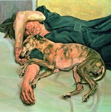 Los animales también se convirtieron en modelos de sus singulares escenas