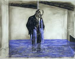 William Kentridge habla sobre la incomprensión del hombre. Copyright: William Kentridge