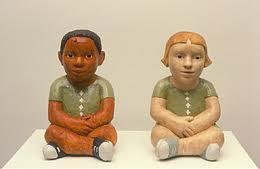 Da lo mismo el color de la piel, como expresa Claudette Schreuders. Copyright: Claudette Schreuders