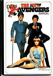En los setenta, Steed se unió a Mike Gambit (Gareth Hunt) y a Purdey (Joanna Lumley)