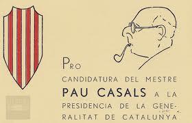 El concierto del Palau de la Música está patrocinado por la Fundación Pau Casals