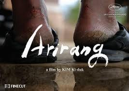 """Kim Ki-duk estará representado con """"Arirang"""""""