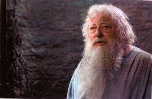 """El doctor Cornelius de """"Las crónicas de Narnia"""" es uno de los pocos tipos """"buenos"""" que jalonan su extenso currículum"""
