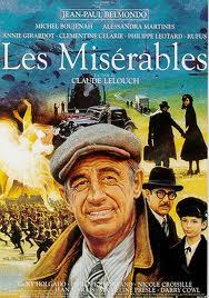 Claude Lelouch imaginó la historia de Jean Valjean en una época posterior a la del siglo XIX