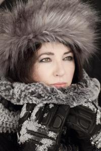 """""""50 Words For Snow"""" sale al mercado unos meses después de """"Director's Cut""""/ Photo Credits: Kate Bush website"""